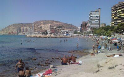 Playa la Almadraba (Alicante)