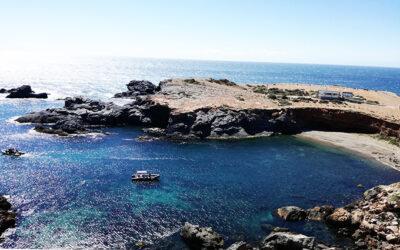 Cala Fría en Cabo de Palos