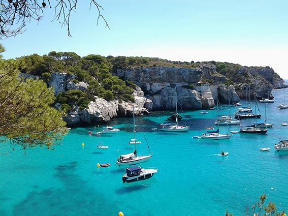 Playas de las Islas Baleares, Playas de Mallorca, Menorca, Ibiza, Formentera y Cabrera