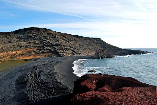 Playas de las Islas Canarias - Gran Canaria, Tenerife, Lanzarote, Fuerteventura, Las Palmas, La Graciosa - Turismo Travel to Canary Islands