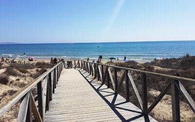 Playa Los Tusales o Platja Els Tossals (Guardamar del Segura)