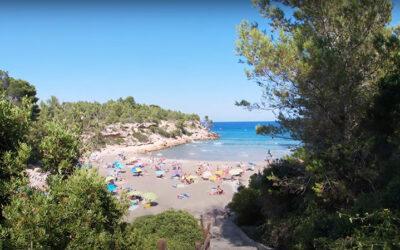 Cala Forn en L'Ametlla de Mar (Tarragona)