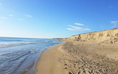 Playa Los Viveros en Guardamar del Segura