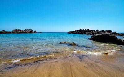 Playa Chica en Puerto del Carmen (Tías-Lanzarote)