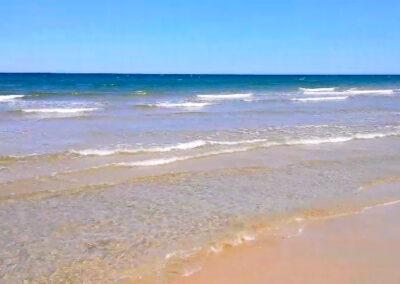 Playas con Bandera Azul en Oliva (Valencia) - Playa Aigua Morta