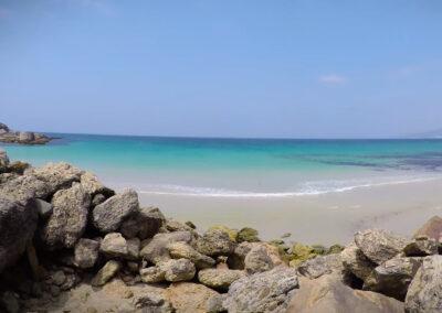 Las mejore playas vírgenes de España - Playa de Bolonia en la provincia Cádiz