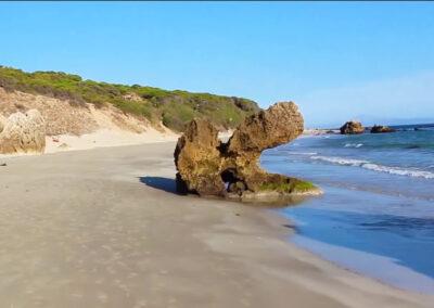 Las mejore playas vírgenes del mundo - Playa de Bolonia en Tarifa