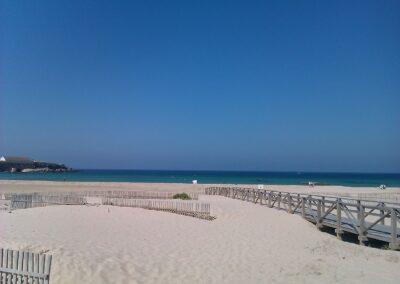 Playas en Tarifa (Cádiz) Playa de Bolonia